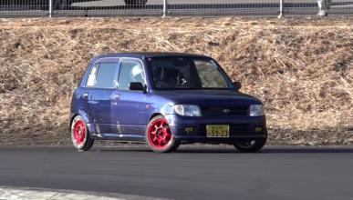 drift kei car pvc