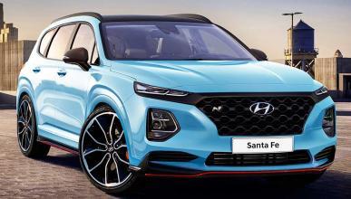 Hyundai Santa Fe N