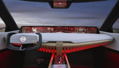 Interiores Nissan