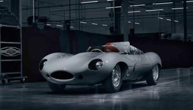 Jaguar D-Type by Jaguar Classic Works