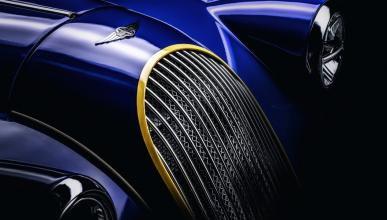 Morgan Plus 8 50º Anniversary Edition