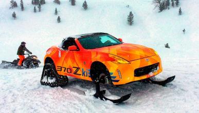 Nissan 370 Zki