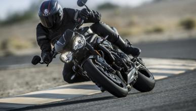 Nueva Triumph Speed Triple 2018