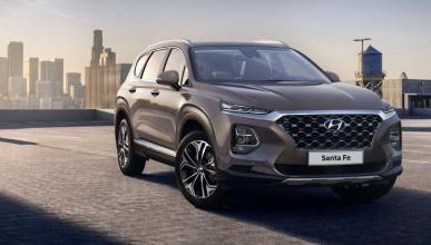 Nuevo Hyundai Santa Fe 2018