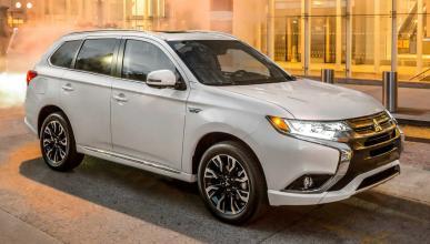Nuevo Mitsubishi Outlander PHEV 2019