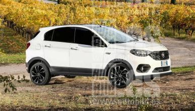 Nuevo SUV de Fiat