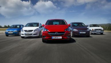Opel Corsa eléctrico