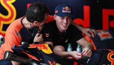 Pol Espargaró no estará en el test de Tailandia de MotoGP