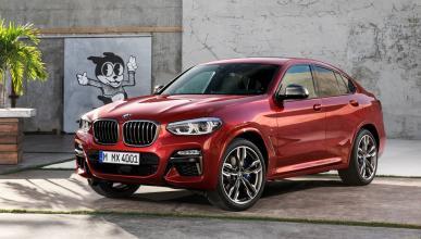 Precio BMW X4 2018