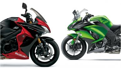 Suzuki GSX-S1000F y Kawasaki Z1000 SX, ¿cuál es mejor?