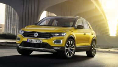 Volkswagen T-Roc versión