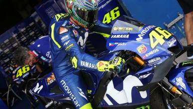 Yamaha no soluciona sus problemas en el test de Tailandia