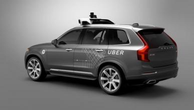 atropello coche autonomo uber