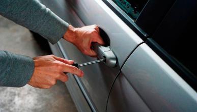 aparato robar coches