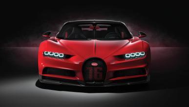 Bugatti Chiron Sport 2019