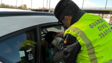 Campaña DGT uso cinturón de seguridad