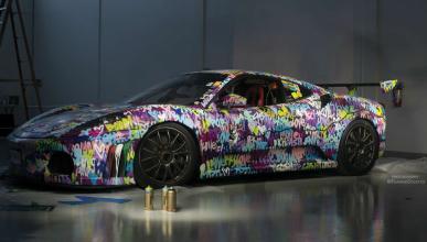 Ferrari F430 Challenge Art Car