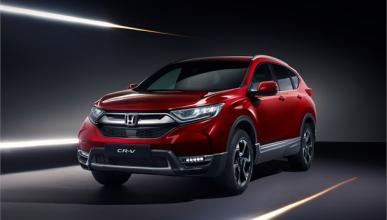 Honda, en el Salón de Ginebra 2018