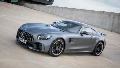 Mercedes AMG GT Black Series
