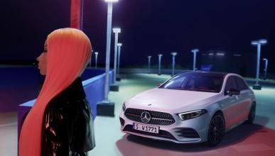 Mercedes Clase A Nicki Minaj
