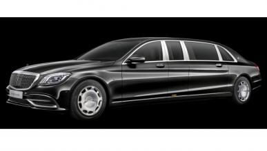 Mercedes-Maybach Pullman 2019