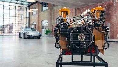 Motor bóxer Porsche