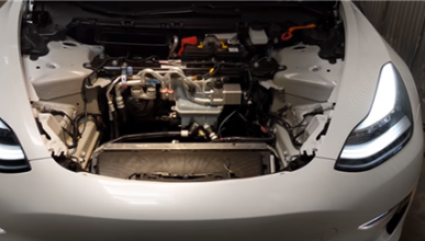 Motor Tesla Model 3