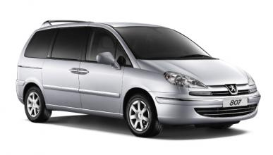 Peugeot 807 o Fiat Ulysse