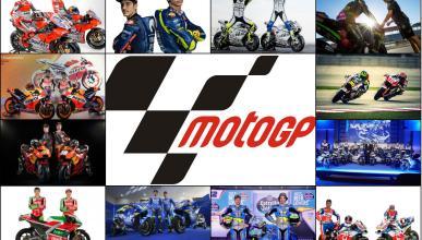 Pilotos MotoGP 2018