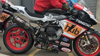 El porno llega al Campeonato Británico de Superbikes