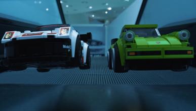 Porsche de Lego