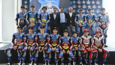 Presentación Estrella Galicia MotoGP 2018