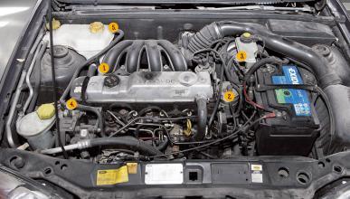 Puntos que revisar en el motor antes de un viaje