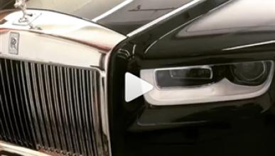 Rolls-Royce Pahntom de Floyd Mayweather
