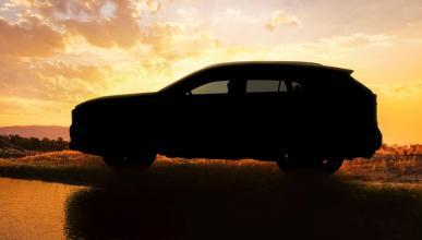 Teaser Toyota RAV4 2019