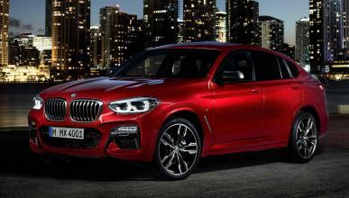 5 diferencias del nuevo BMW X4