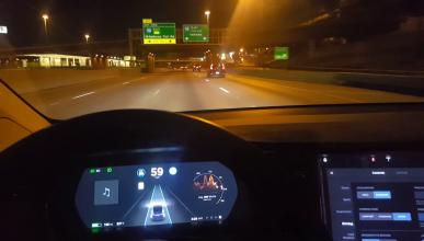 Accidente de Tesla