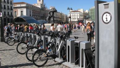 Alquiler bicis por horas España