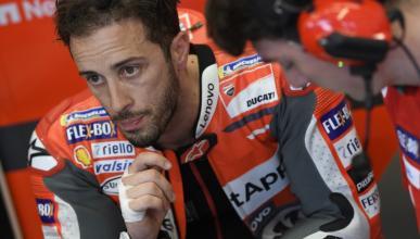 Andrea Dovizioso no acepta la primera oferta de renovación de Ducati