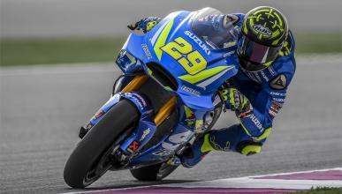 Andrea Iannone - Libres MotoGP Austin 2018