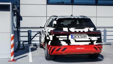 autonomía Audi E-Tron