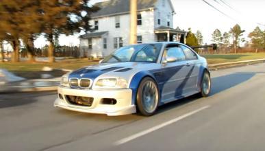 Bmw M3 Gtr Nfsmw Real Life All Cars Sport