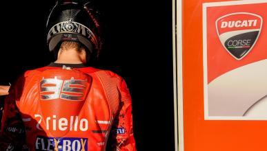 Ducati, incapaz de explicar los problemas de frenos de Lorenzo en Qatar