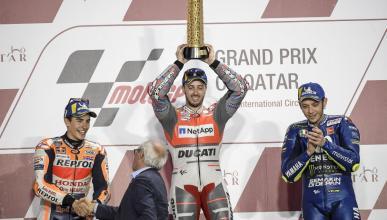 Ducati ofrece 6 millones de euros a Andrea Dovizioso