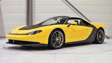 Ferrari Sergio exclusividad