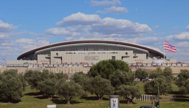 Final Copa del Rey 2018: Wanda Metropolitano