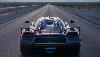 historia record velocidad Koenigsegg