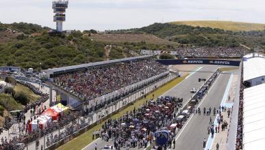 Horarios MotoGP Jerez 2018