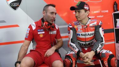 "Jorge Lorenzo: ""Rossi copió mis entrenamientos"""