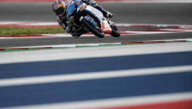 Jorge Martín - Clasificación Moto3 Austin 2018